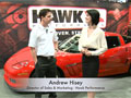 AutoAnything Interviews Hawk at SEMA 2012