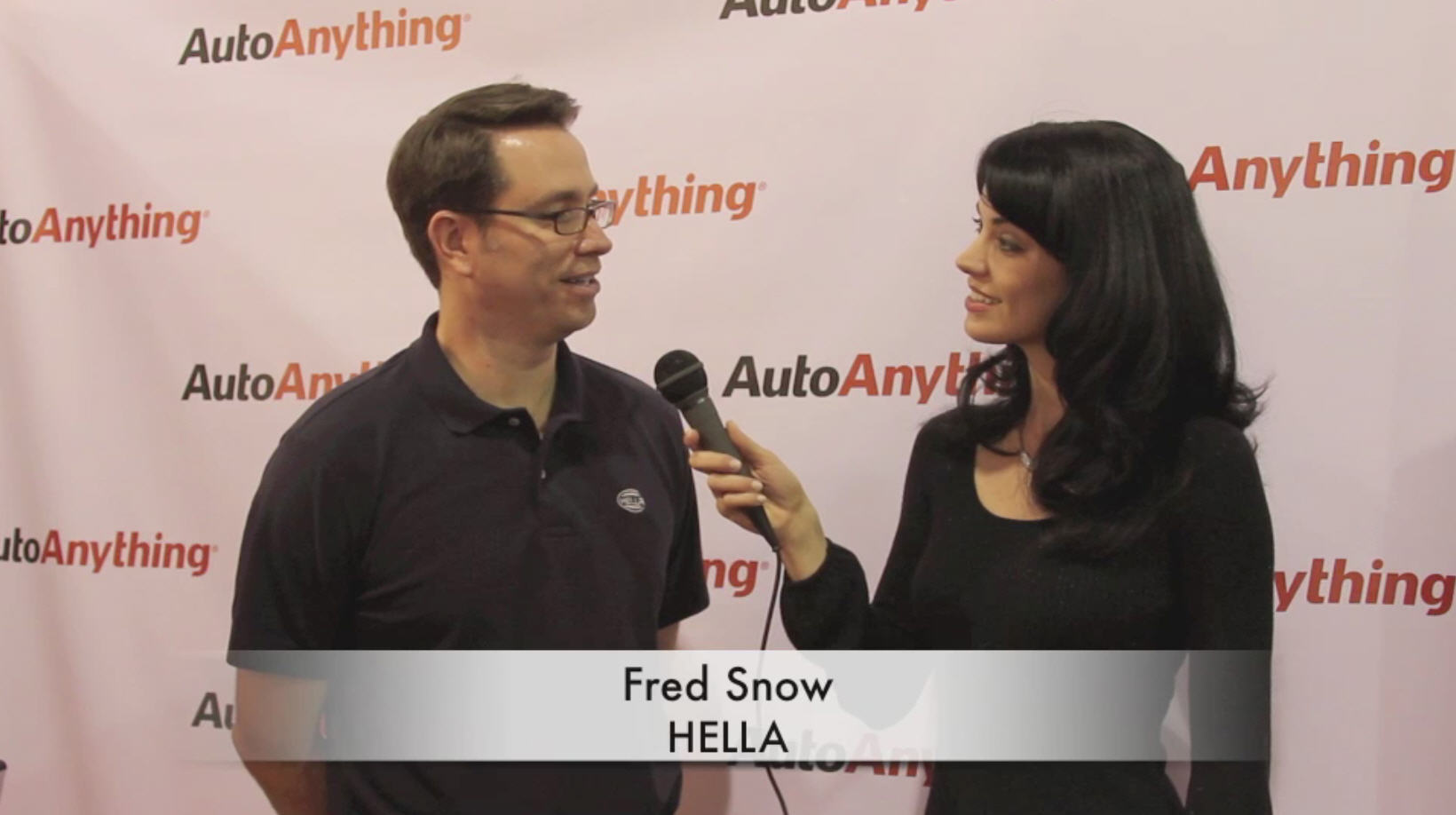 Hella Lights Interview Video with AutoAnything at SEMA 2011
