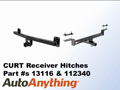 CURT Trailer Hitches for the 2011-2012 VW Touareg and Passat