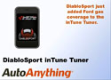 DiabloSport I-1000 Tuner for Ford Cars & Trucks