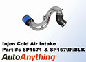 Injen Cold Air Intakes SP1571 & SP1579 for the 2012 Honda Civic