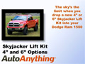 Skyjacker Lift Kits for 2006-2008 Dodge Ram