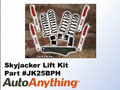 Skyjacker Lift Kit for the 2007-2012 Jeep Wrangler