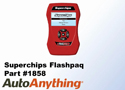 Superchips Flashpaq For The 2011-2012 Ford F-250 And F-350 Super Duty