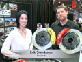 AutoAnything Interviews StopTech at SEMA 2012
