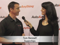 Superchips Interview Video with AutoAnything at SEMA 2011