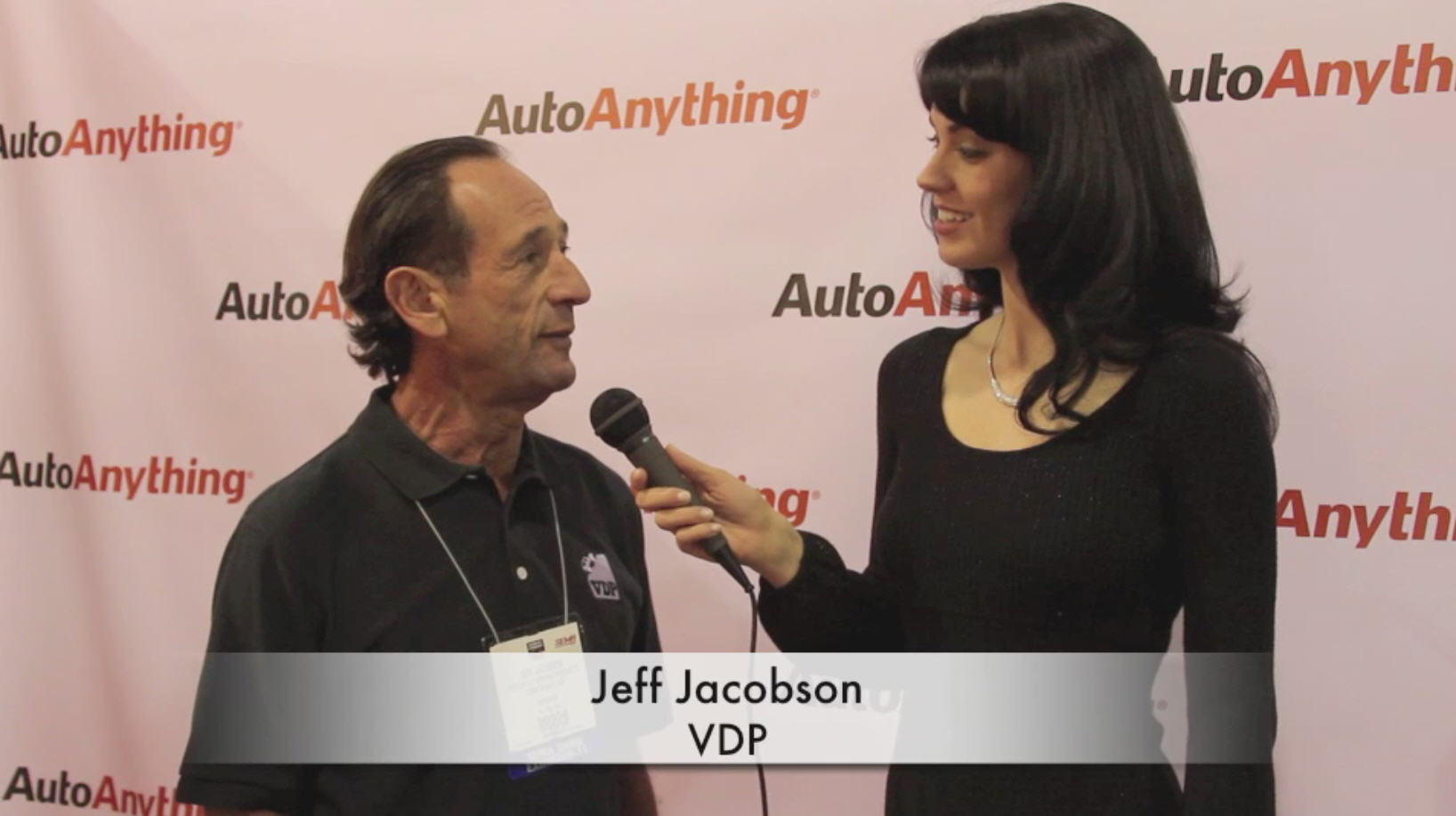 Vertically Driven Products Interview Video with AutoAnything at SEMA 2011