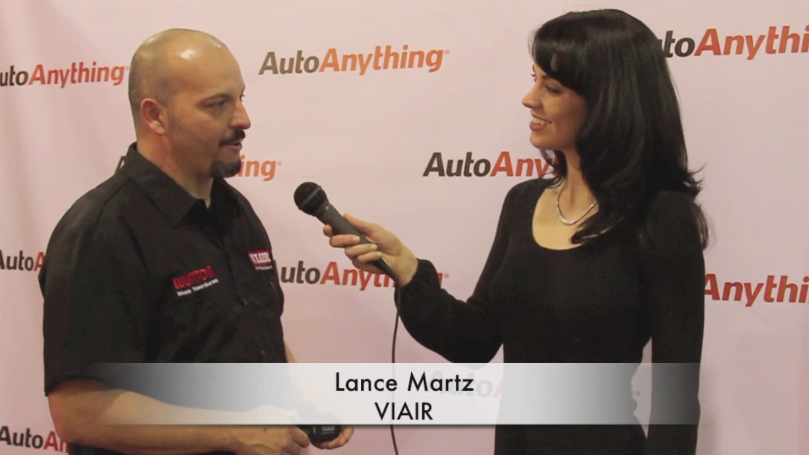 VIAIR Interview Video with AutoAnything at SEMA 2011