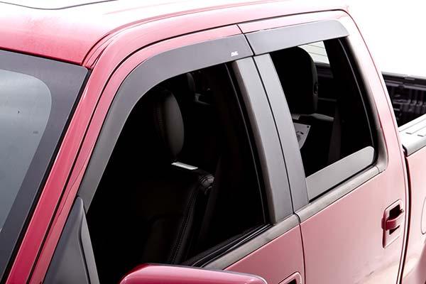 Rain Guards For Trucks >> Avs Low Profile Vent Visors