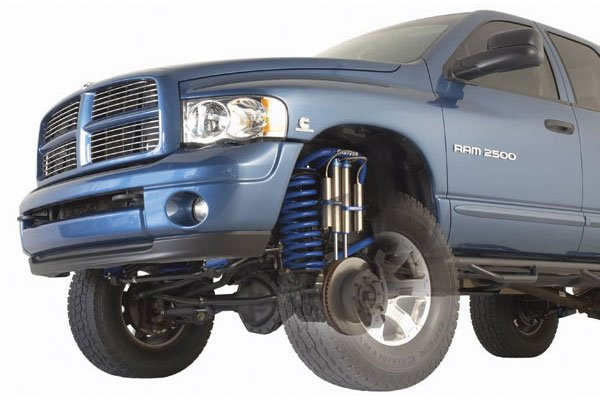 fabtech suspension systems