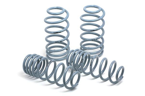 h r oe sport lowering coil springs