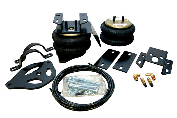 2008 Dodge Ram Hellwig Air Bag Suspension Kits 6210 Standard Duty Air Bag Suspension Kits 8087-6210