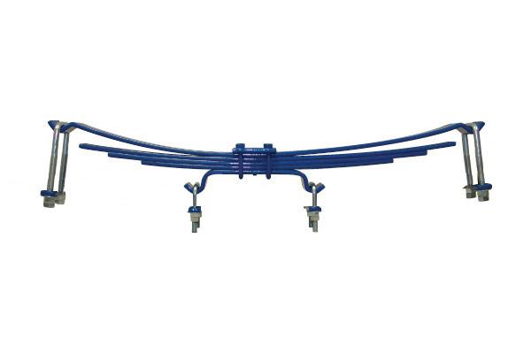 1988-2000 GMC C/K 2500 Hellwig Load Pro Series Helper Springs 8083-116-2833-1988
