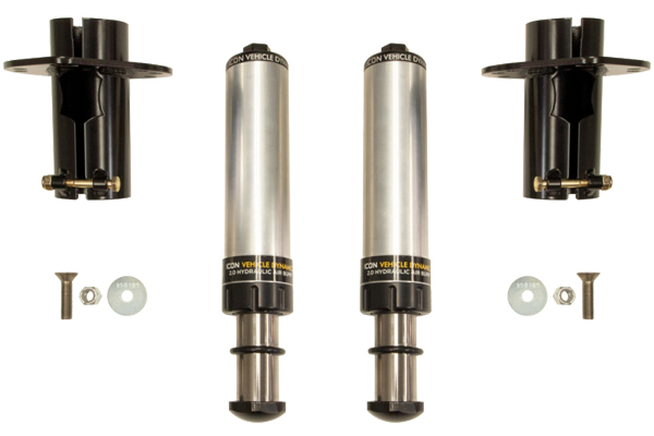 icon hydraulic air bump stop systems