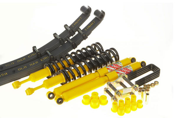 old man emu nitrocharger suspension systems