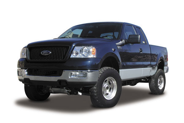 performance accessories body lift kits