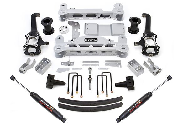 2007 Ford Expedition ReadyLIFT SST Lift Kits