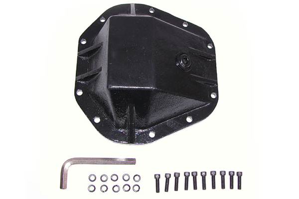 rugged ridge rear differential cover