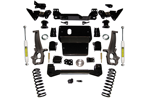2001 Chevy Suburban Superlift Lift Kits