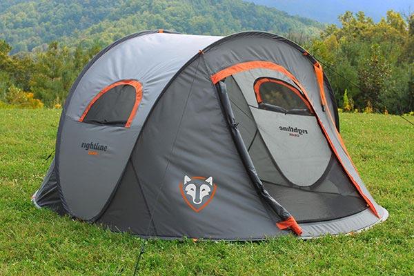 rightline gear pop up tent free shipping. Black Bedroom Furniture Sets. Home Design Ideas