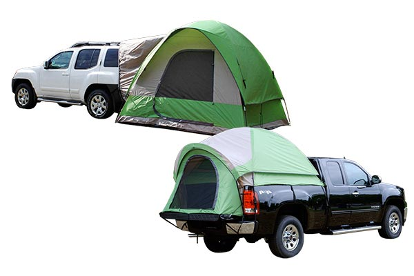 napier backroadz truck tent collage