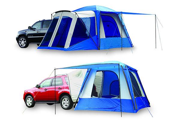 napier sportz suv and minivan tents 1