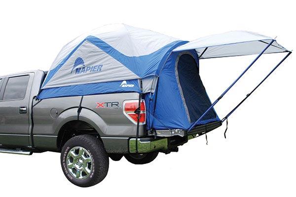 camper tent for short bed napier sportz 57066 tacoma world. Black Bedroom Furniture Sets. Home Design Ideas
