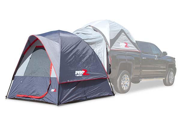 proz deluxe truck tent extension hero
