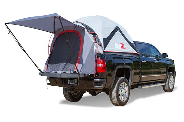proz deluxe truck tent includes 4 x 4 39 awning free shipping. Black Bedroom Furniture Sets. Home Design Ideas