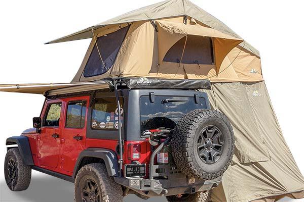tuff-stuff-overland-3-person-ranger-roof-top-tents-hero.jpg  sc 1 st  AutoAnything & Tuff Stuff Overland 3 Person Ranger Roof Top Tents