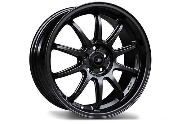 hd wheels clutch matte black  2