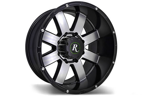 remington 8 point wheels  2