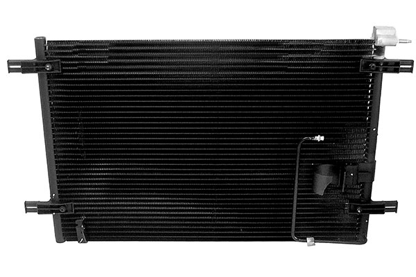 2012 Chevy Sonic ACDelco AC Condenser