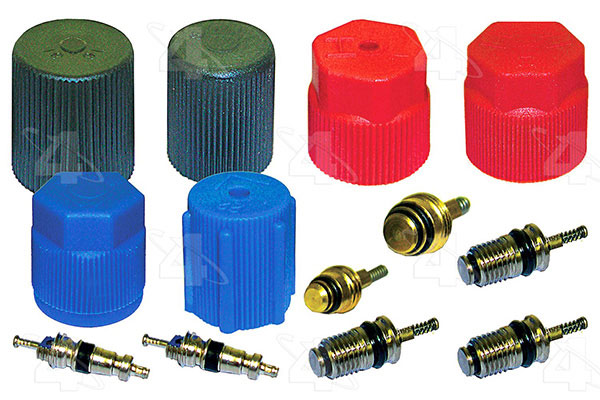 four seasons ac valve core kit