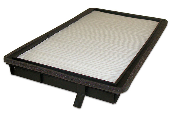2001 Mercedes-Benz CL-Class ACDelco Cabin Air Filter 13521-21-1056-2001