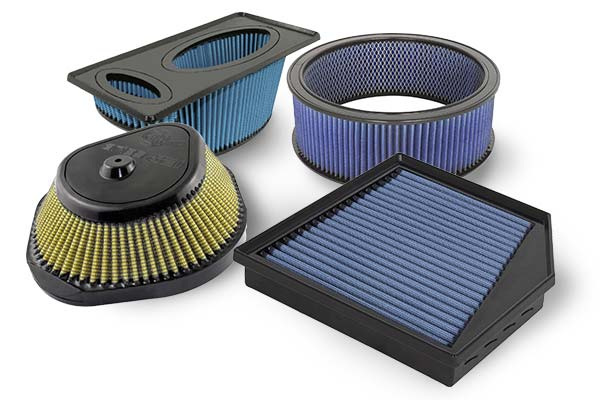 2009 BMW X6 aFe Air Filters 2113-8-10014-2009