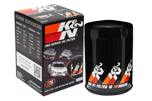 KN Pro Series Oil Filters