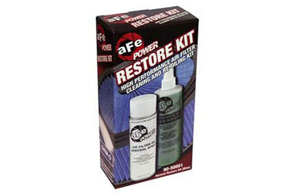 afe air filter cleaning kit aerosol can