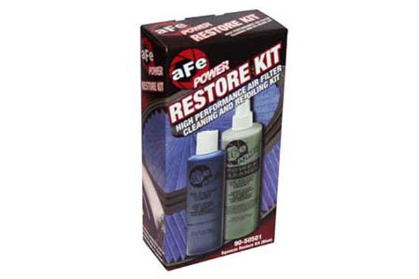 afe air filter cleaning kit squeez bottle