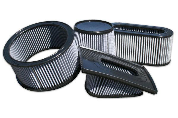 1985-1988 Pontiac Fiero aFe Pro-Dry S Air Filters 4151-16-27-1985