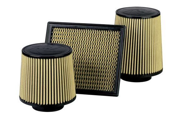 2001 GMC Sierra aFe Pro-Guard 7 Air Filters 2115-116-2724-2001