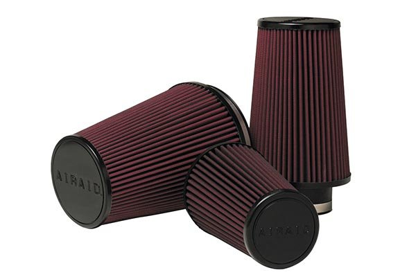 airaid synthaflow cold air intake replacement filter