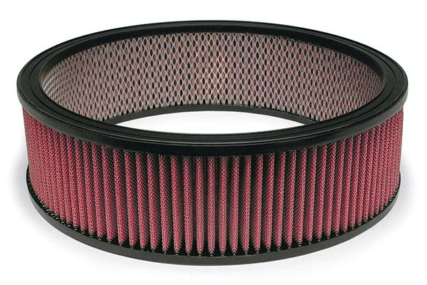 airaid synthaflow universal round air filter
