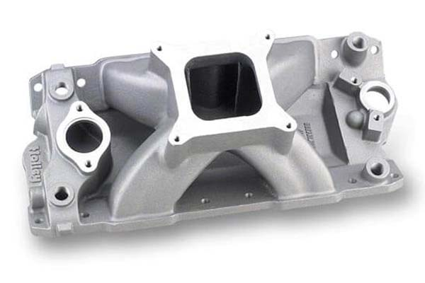 Holley Keith Dorton Series Intake Manifold - Cast Iron Oval Track
