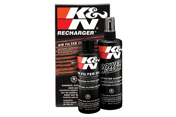 kn filter recharger kit squeeze bottle
