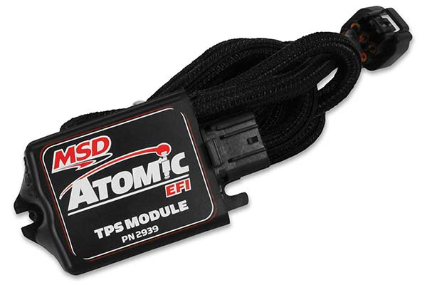 MSD Atomic TBI Throttle Position Output Module
