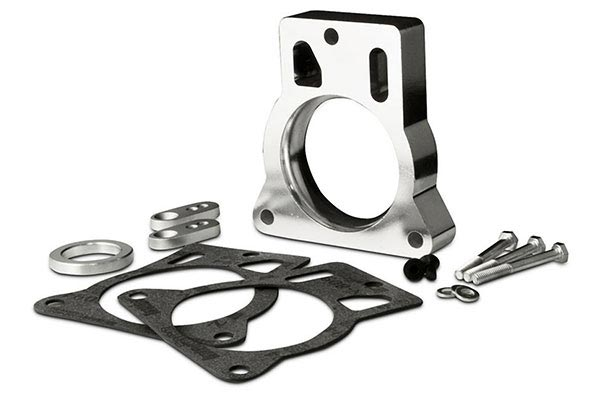 spectre throttle body spacers