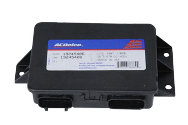 acdelco throttle control actuator module