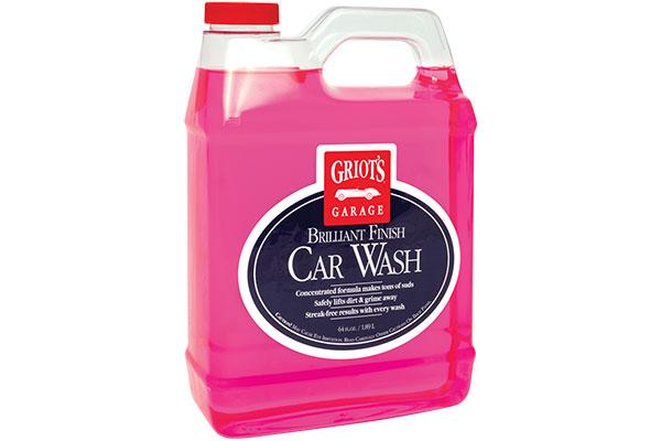 griots garage brilliant finish car wash