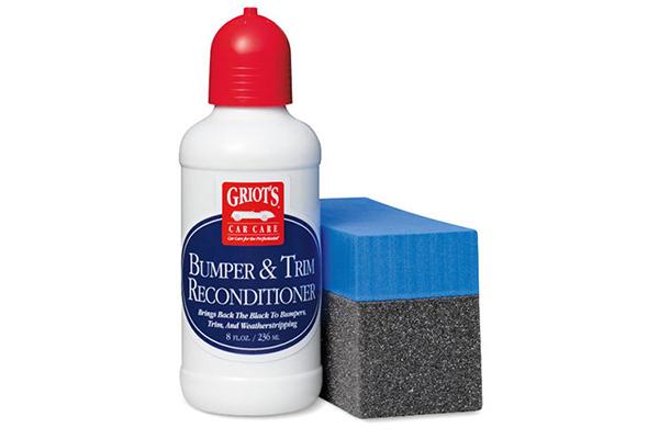 griots garage bumper and trim reconditioner